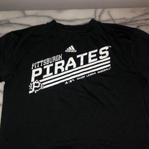 Adidas PITTSBURGH Pirates Tee shirt